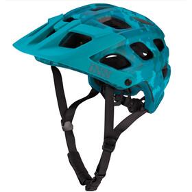 IXS Trail RS Evo Camo Ltd. Edition Bike Helmet blue